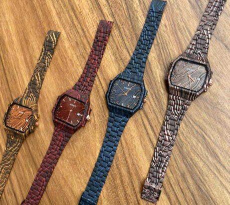 casio Design analogue watch