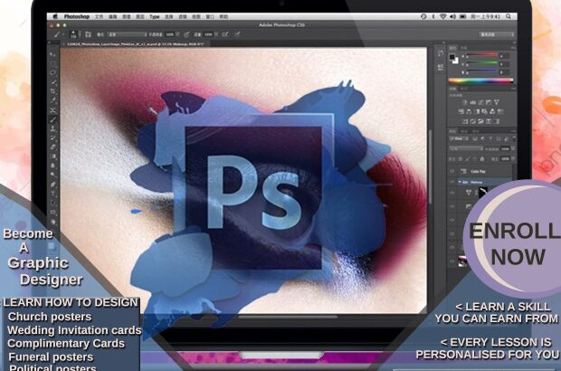 LEARN GRAPHIC DESIGN WITHIN 30DAYS
