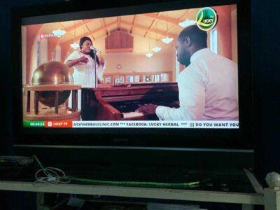 medion flat screen tv 42″