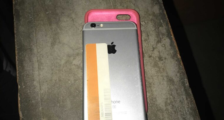 iPhone 6s going down for cool price