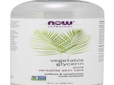 Now vegetable glycerin 946ml