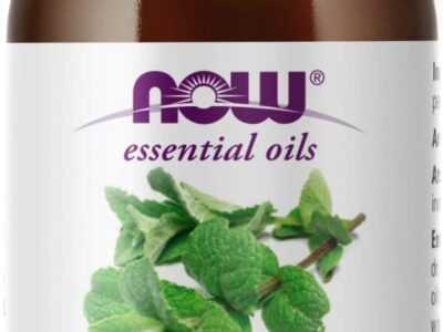 now essential peppermint oil 59ml