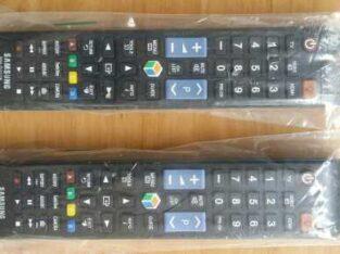 Samsung smart television remote control