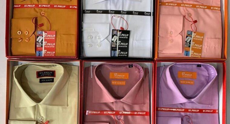 St. Philip long sleeve shirts