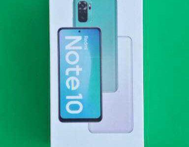 Xiaomi Redmi Note 10 4GB + 64GB, Onyx Gray
