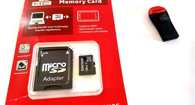 128 GB sandisk micro sd