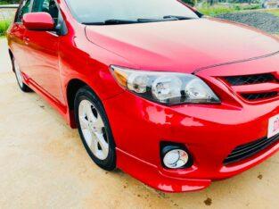 2011 Corolla S