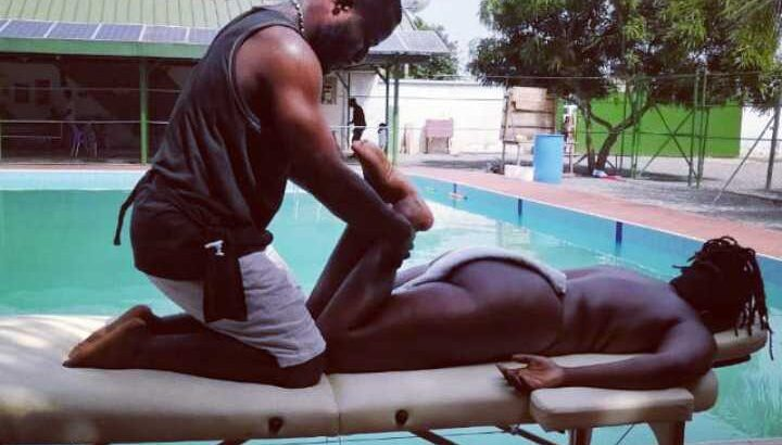 HEALTHY Blissful Massage