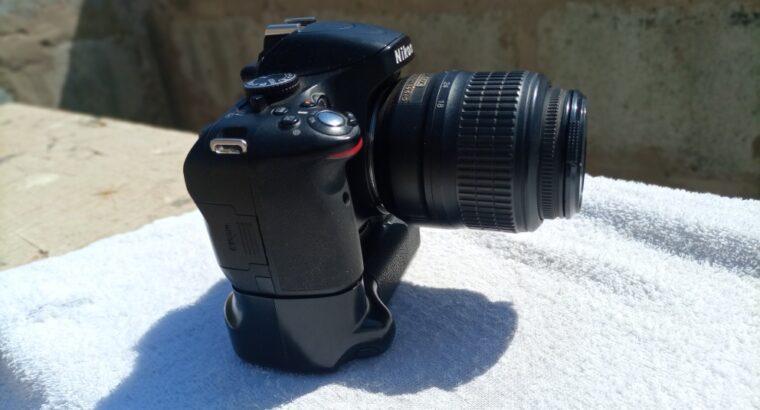 Nikon D5100 DSLR Camera