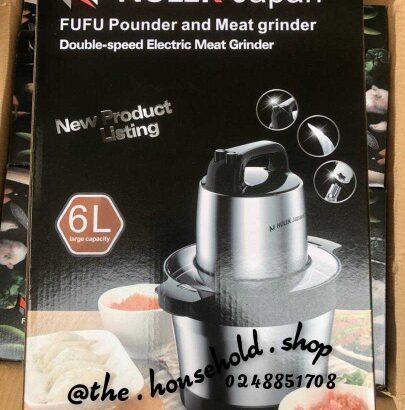 Quality Fufu Machine