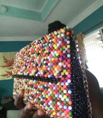 facinaters and bead bags