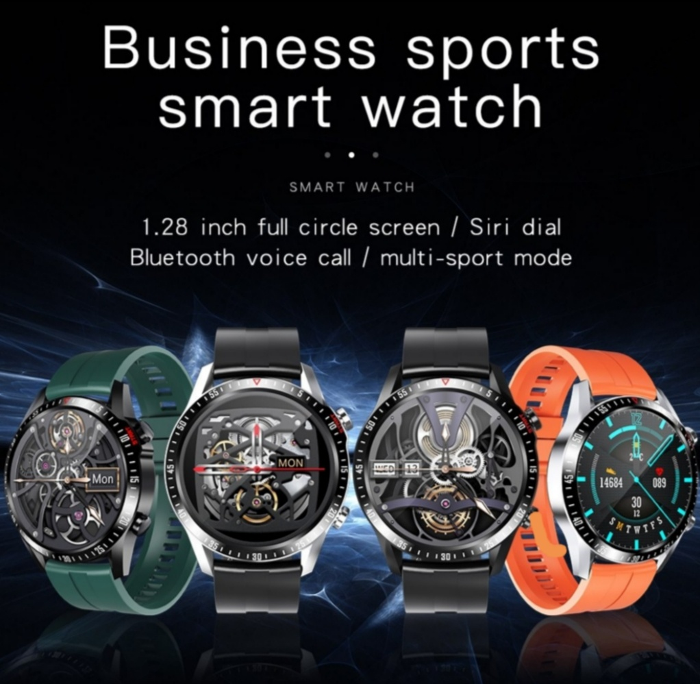 Premium Voice Call Smart Watch for Men and Women