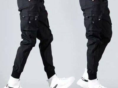 Sports Pants – Black