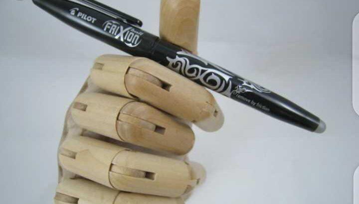 Eraser Pen