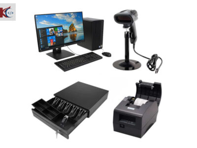 Complete POS System( hardware and software system)