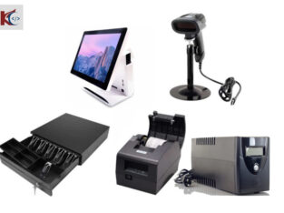 POS touchscreen system(hardware and software)