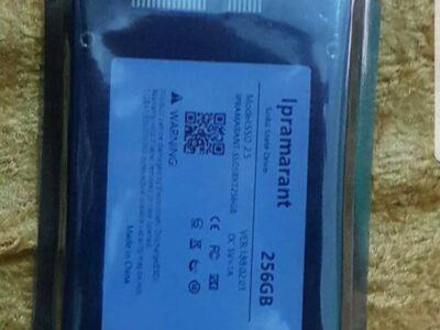 256GB SSD Drives