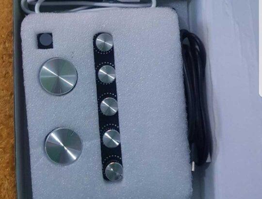 Brand new V8 Sound card