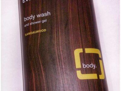 'Every Man Jack' Body Wash and Shower Gel  (For Men) Origin: USA