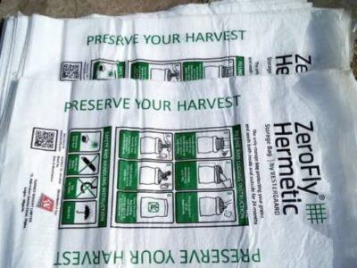 ZeroFly Hermetic Bags