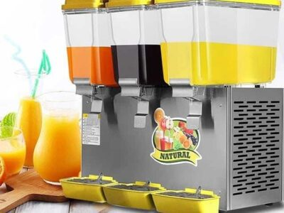 3 In 1 juice dispenser