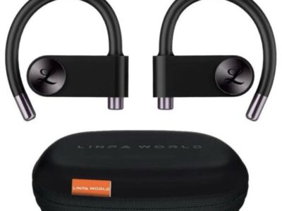 Linpa World T3 Bluetooth Earphones