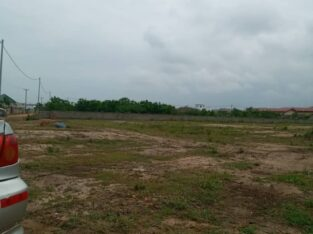 TEMA C25 TITLED LAND FOR SALE