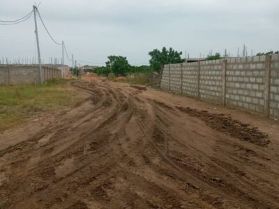 LAND AT TEMA C25 FOR SALE