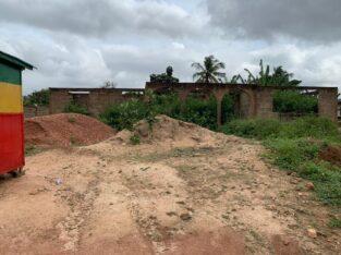KASOA OFAAKOR UNCOMPLETED BUILDING FOR SALE