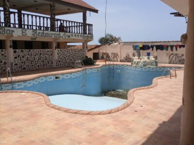 AFFORDABLE BEACHFRONT PROPERTY AT NUNGUA