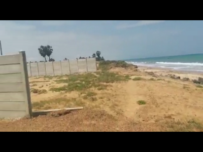 AFFORDABLE BEACHFRONT LAND